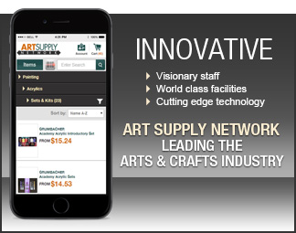 Art Supply Network - Leading the Arts & Crafts Industry!